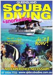 Qld Scuba Diving Co A4