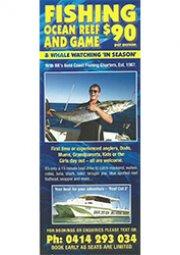 Fishing Ocean Reef And Game