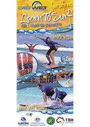 Get Wet Learn to Surf