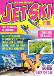 Jet Ski Safaris A4