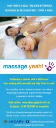 Massage Yeah