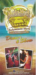 The Hula Hut Polynesian Show