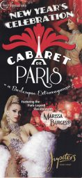 Caberet de Paris Jupiters Show