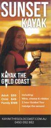 Kayak the Gold Coast
