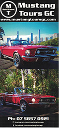 Mustang Tours Gold Coast