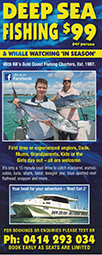 BK's Gold Coast Fishing Charters