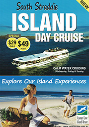 South Straddie Island Day Cruise