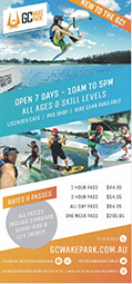 Gold Coast Wake Park DL