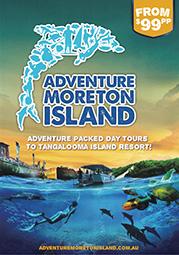 Adventure Moreton Island