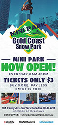 Gold Coast Snow Park
