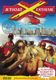 Jetboat Extreme A4