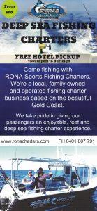 Rona Sports & Fishing Charters