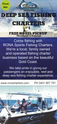 Rona Sports and Fishing Charters